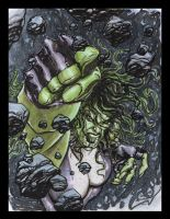 She Hulk by Gary Shipman by G-Ship