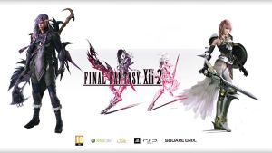 FF XIII-2 Wallpaper HD - D by B4H