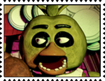 Chica's Stamp by RalphAguilar462