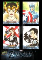 The Avengers Assemble 5 by mechangel2002