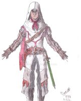 :ASSASSINS CREED: Gerard Blanc by Nicolas-SW