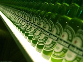 Heineken wallpaper by Microkey