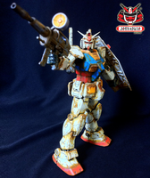 Bandai GUNDAM MG RX-78-2 Ver. ONE YEAR WAR 0079_06 by wongjoe82