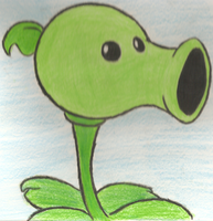 Peashooter by shinwa123