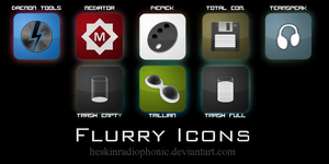 Flurry Icons Misc by Gimperator