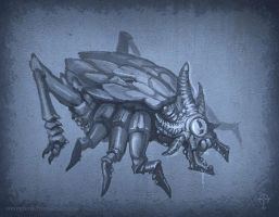 Necrobug by FirstKeeper