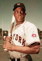 Willie Mays by slr1238