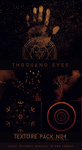 Texture Pack #4 - Thousand Eyes by raven-orlov
