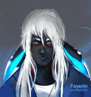 Crow by Fayerin