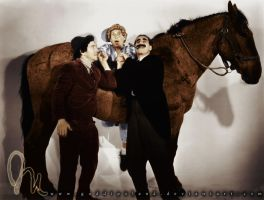 The Marx Brothers by GuddiPoland
