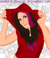 .:Red Riding Hood:. by Neurotic-Idealist