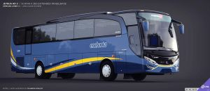 Another Jetbus 2, Different Livery by mamaschandra