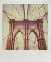 Brooklyn Bridge by jonniedee