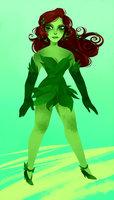Poison Ivy by OhThatNK
