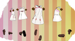 MMD Outfit 128 by MMD3DCGParts