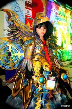 serreniethy fionah cosplaying beleth of lineage II by jhedwin
