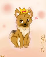 The Little Pom King by Lolita-La-Lapin