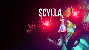 Smite - Scylla Wallpaper by Equilib