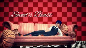 [MMD] Sweet's Beast - Day 9 by Snorlaxin