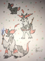 PKMNation: Dastudr Evolution! by Dianamond