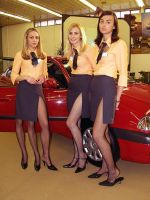 Auto show girls by MadDogSh
