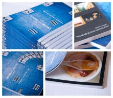 Post Card Collection Book by Renez