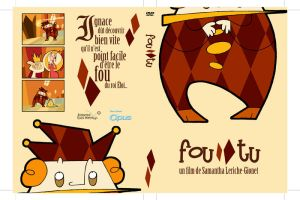 Fou tu DVD Cover by boum