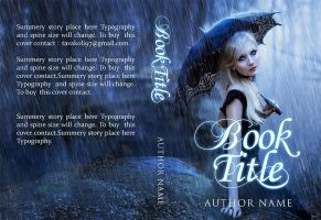 Premade Book Cover 45 by DigitalDreams-Art
