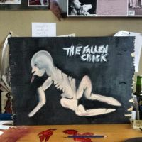 The Fallen Chick by Lifeinpains