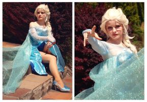 Frozen - Ice queen by Alassa