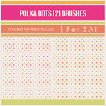 [For SAI] Double colour polka dots by ASlovesLisa