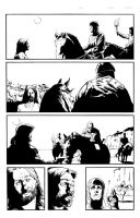 BAYEUX Page Four Inks by aminamat
