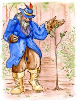 Tom Bombadil by Verdego