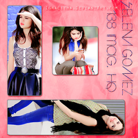 Photopack:: Selena Gomez DOL Fall 2013 by ignacitha