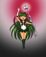 Sailor Pluto by Yunsildin