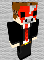 Mooshroom Mask Minecraft Skin Preview by THATANIMATEDGUY