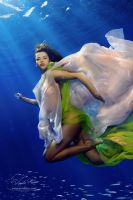 Underwater Dance by Vitaly-Sokol