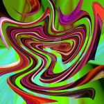 Abstract From Scratch by Craig Ferguson by 806designs
