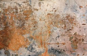 rusted flat texture by beckas