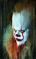 Pennywise by Jorgel007