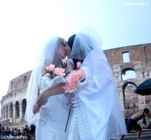 Kissing brides 6 by uchimakiPro