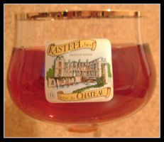 eku 28 in Kasteel bier' glasse by planzman