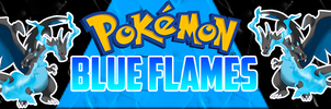 HackSIgnature Pokemon Blue Flames by levirotem