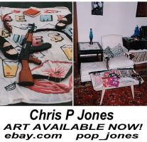 Chris P Jones   1984 and  1993 by chrispjones