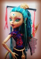 Custom Jinafire Long by LiberLibelula