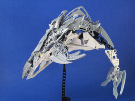 Bionicle Whale by retinence