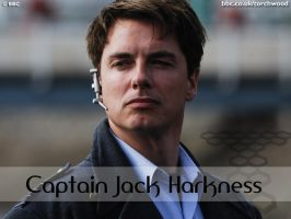 Captain Jack Harkness by virunee