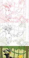 WIP: Welcome to the Jungle by SpitfiresOnIce