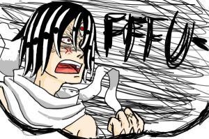 Asura is not Happeh D: by Z-Raid