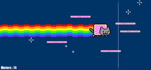 Nyan Cat Jump by Lageon